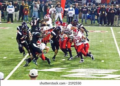 Rutgers vs cincinnati college football game