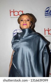 Ruth E. Carter arrives at the 2019 Hollywood Beauty Awards at Avalon Hollywood in Los Angeles, CA on February 17, 2019.