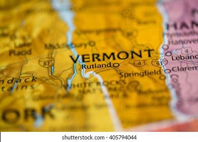Rutland. Vermont. USA