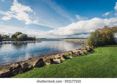 Rutland Water Park in England