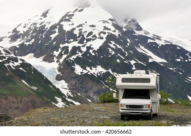 RV in the back country