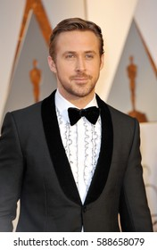 Ryan Gosling at the 89th Annual Academy Awards held at the Hollywood and Highland Center in Hollywood, USA on February 26, 2017.