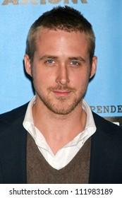 Ryan Gosling in the Press Room at the 2007 Film Independent's Spirit Awards. Santa Monica Pier, Santa Monica, CA. 02-24-07