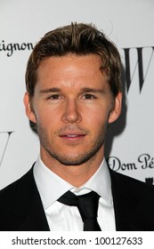 Ryan Kwanten at the W Magazine Best Performances Issue Golden Globes Party, Chateau Marmont, West Hollywood, CA 01-13-12
