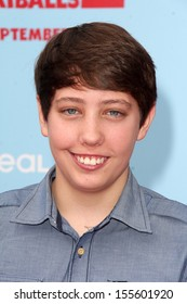 """Ryan Lee at the """"Cloudy With A Chance of Meatballs 2"""" Los Angeles Premiere, Village Theater, Westwood, CA 09-21-13"""