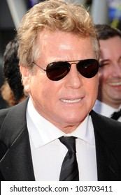 Ryan O'Neal  at the 61st Annual Primetime Creative Arts Emmy Awards. Nokia Theatre, Los Angeles, CA. 09-12-09