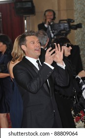 Ryan Seacrest at the 82nd Annual Academy Awards at the Kodak Theatre, Hollywood. March 7, 2010  Los Angeles, CA Picture: Paul Smith / Featureflash