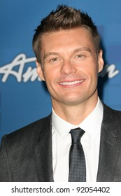 Ryan Seacrest  at the American Idol Season 10 Top 13 Finalists Party, The Grove, Los Angeles, CA. 03-03-11