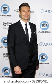 Ryan Seacrest at the LA's Promise 2011 Gala Honoring Ryan Seacrest held at the Kodak Theater in Hollywood, California, United States on September 27, 2011.