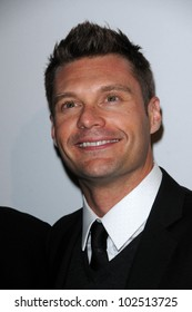 Ryan Seacrest at The Recording Academy and Clive Davis Present The 2010 Pre-Grammy Gala - Salute To Icons, Beverly Hilton Hotel, Beverly Hills, CA. 01-30-10