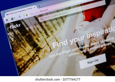 Flickr Sign Up