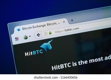 Hitbtc Logo Images Stock Photos Vectors