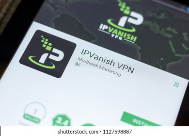 Ip Vanish VPN Height And Width