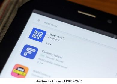 Webnovel Images, Stock Photos & Vectors | Shutterstock