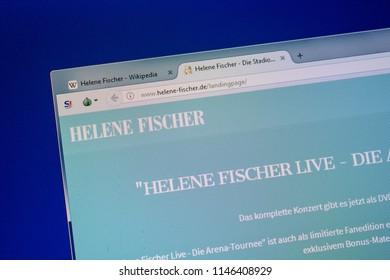 Helene-fischer Images, Stock Photos & Vectors   Shutterstock