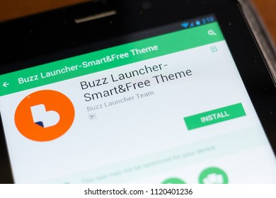 Buzz Launcher Images, Stock Photos & Vectors | Shutterstock