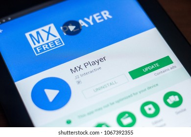 Mx Player Images, Stock Photos & Vectors | Shutterstock