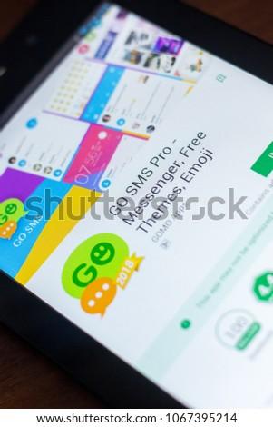 Go sms theme] go sms pro theme maker releas… | android development.