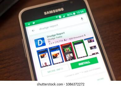 Drudge Report Images, Stock Photos & Vectors | Shutterstock