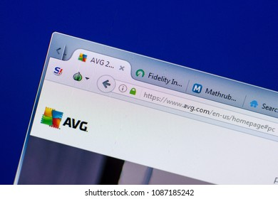 avg official homepage