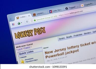 Lotterypost Images, Stock Photos & Vectors | Shutterstock