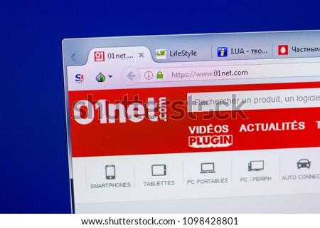 frontpage gratuit 01net