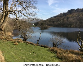 Rydal Water, Lake DIstrict, Cumbria, England