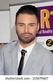 Rylan Clark at the NRTA - National Reality TV Awards 2013 held at the HMV Forum, London. 16/09/2013