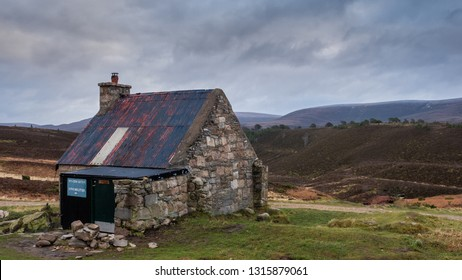 Ryvoan Bothy is a small mountain refuge located in the Cairngorm National Park. The bothy is maintained by volunteers from the Mountain Bothy Association