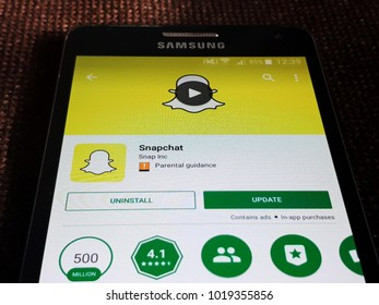 Snap Chat Images, Stock Photos & Vectors | Shutterstock