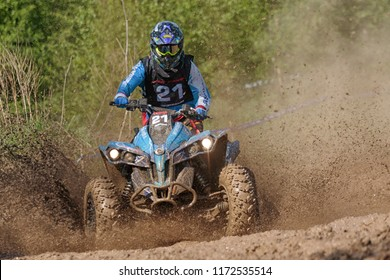 I RZR CUP – national racing series for ATVs and all-terrain vehicle., Russia, Moscow, Mototrek Burtsevo, 12-13 may 2018