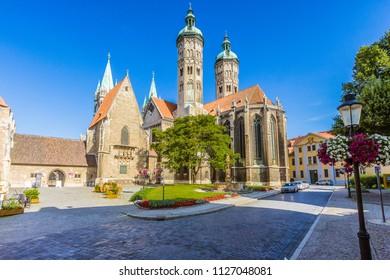 Saale Unstrut Germany Saxony-Anhalt Sachsen-Anhalt Naumburg Dom Cathedral