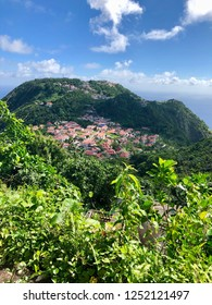 Saba Village Hike