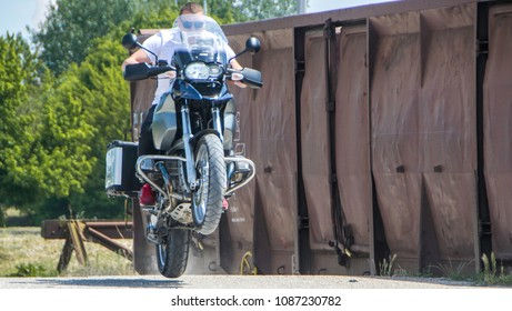 Bmw Motorcycle Images, Stock Photos & Vectors | Shutterstock