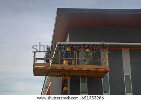 Admirable Sabah Malaysia March 3 2017 Construction Stock Photo Edit Now Wiring 101 Eattedownsetwise Assnl