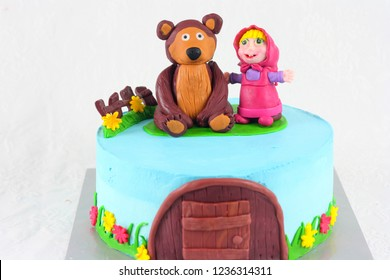 Royalty Free Masha And The Bear Stock Images Photos