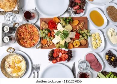 Sabah Serpme Kahvaltı