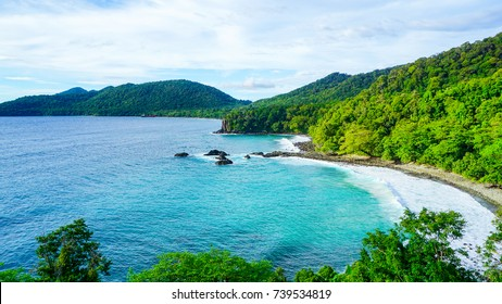 Sabang Island Acheh Indonesia is an island that also been hit by tsunami on December 2004 with