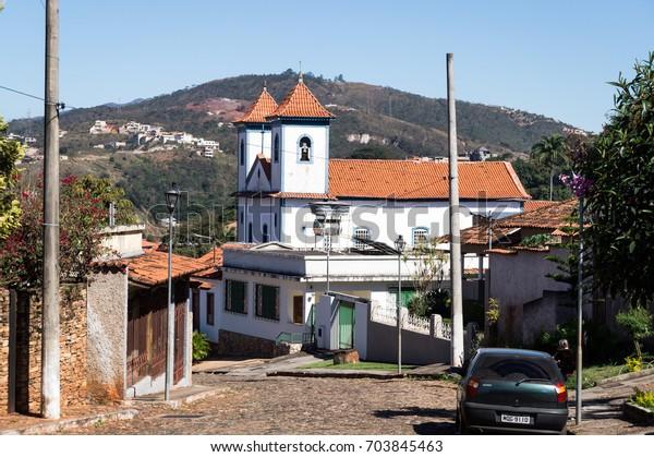 Sabará Minas Gerais fonte: image.shutterstock.com