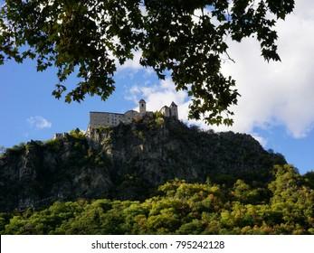 Sabiona Monastery in Chiusa/Klausen, South Tyrol, Italy