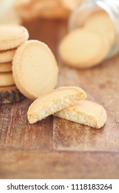 Sable sugar cookies