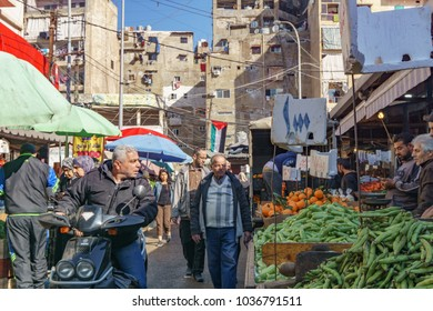Sabra and shatila refugee camp in beirut Lebanon 3 February 2018