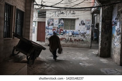 sabra and shatila refugee camp, Beirut, Lebanon, January, 2012
