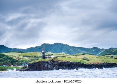 Sabtang Lighthouse, Batanes, Philippines.