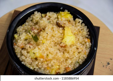Sabudana Khichadi - An authentic dish from Maharashtra
