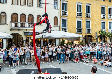 Sacile/Pordennone - 07-05-2019: Xtreme Days Festival 2019, extreme, freestyle sport event