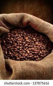 sack of coffee