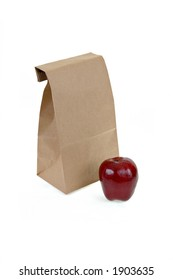 A sack lunch