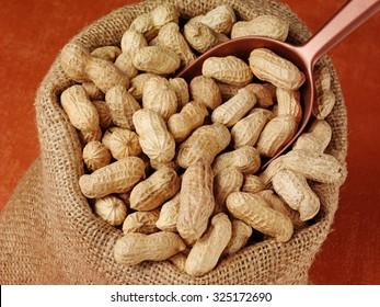 SACK OF MONKEY NUTS