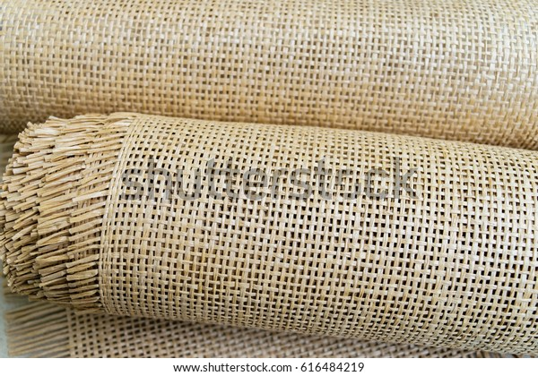 Sack Put Roll Texture Background Stock Photo (Edit Now